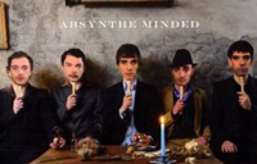 Absynthe Minded, nouvel album