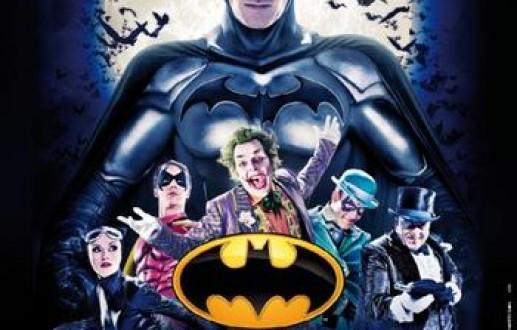 Batman Live à Bercy