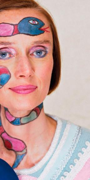 Niki de Saint Phalle, Il faut faire saigner la peinture