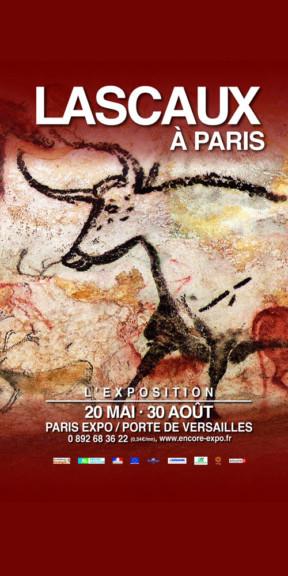 Lascaux à Paris