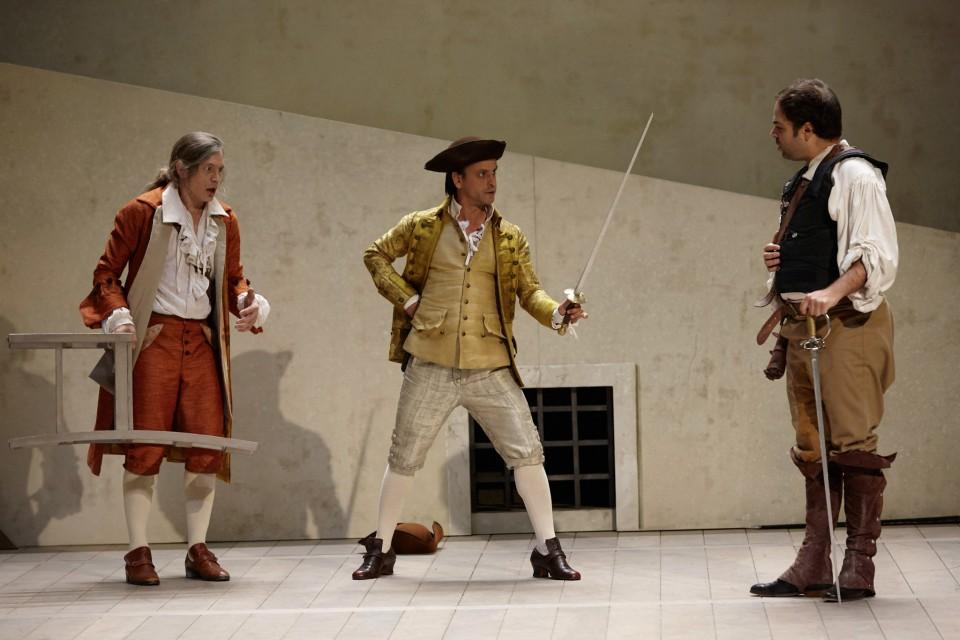 Les Jumeaux Vénitiens au Théâtre Hébertot