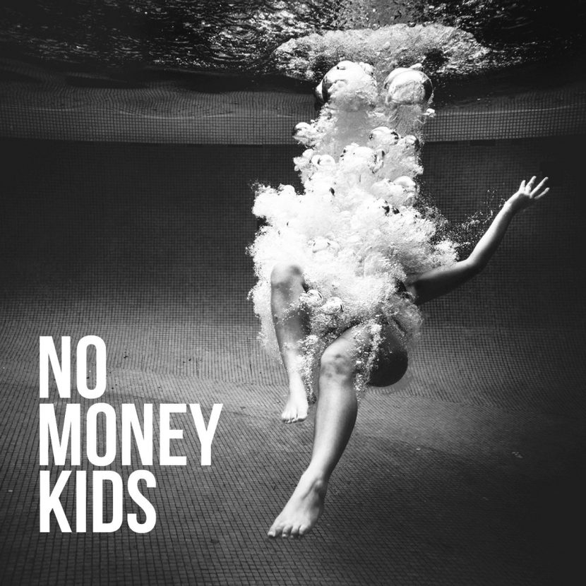NO MONEY KIDS, Hear the silence