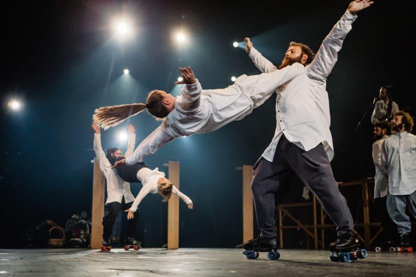 Tabarnak, du Cirque Alfonse