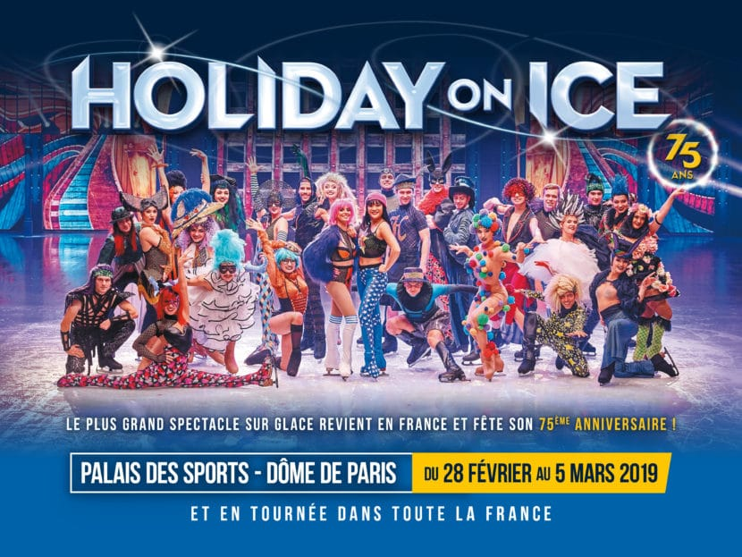 Holiday On Ice fête ses 75 ans