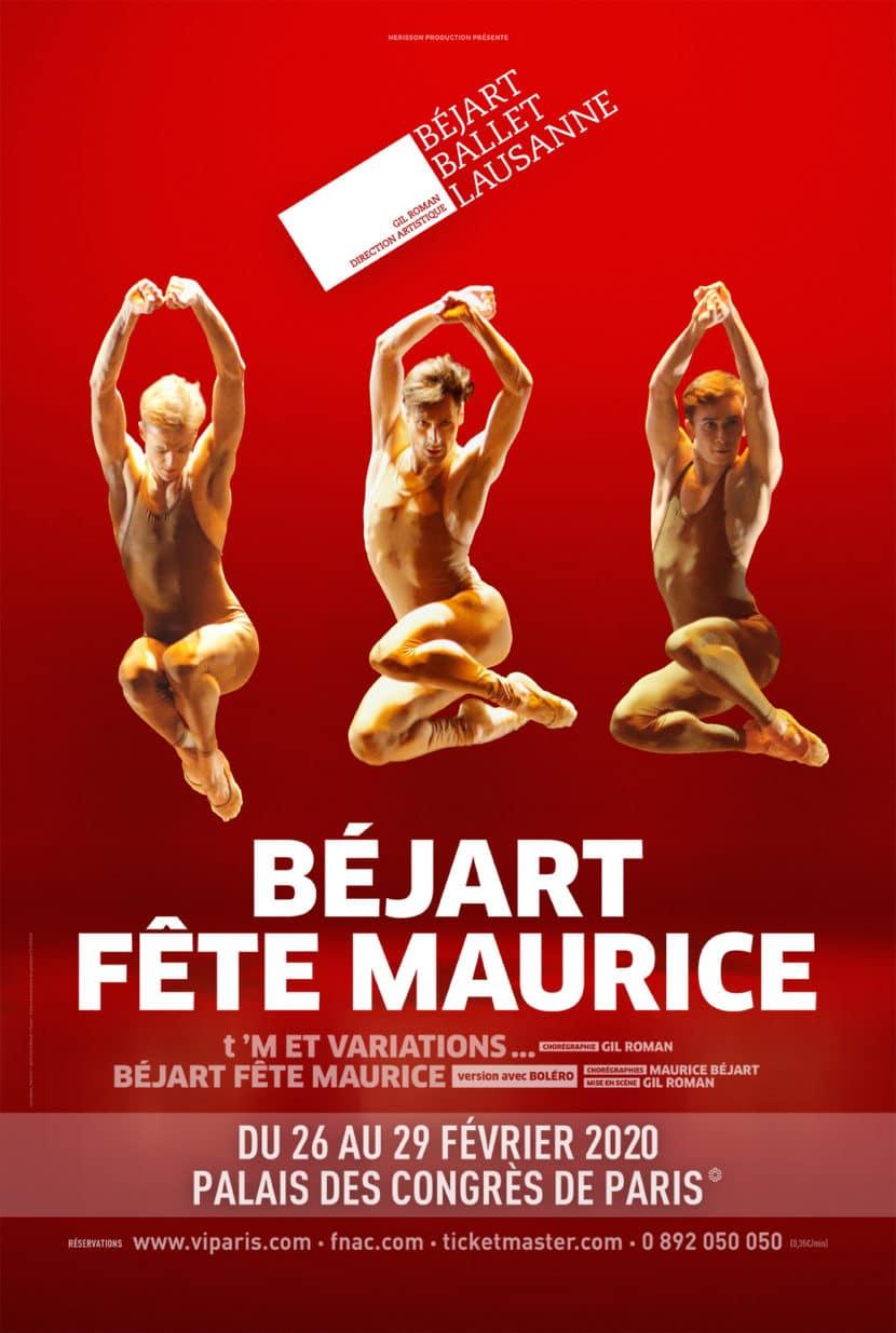 Béjart Ballet Lausanne - Béjart Fête Maurice
