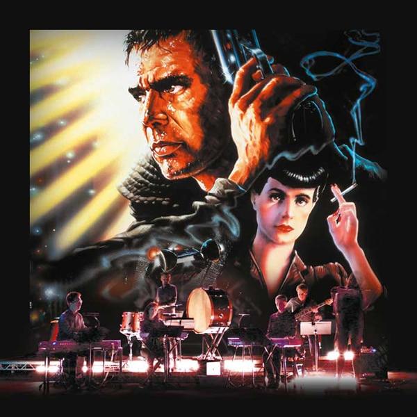 Blade Runner au Palais des Congrès, le ciné-concert