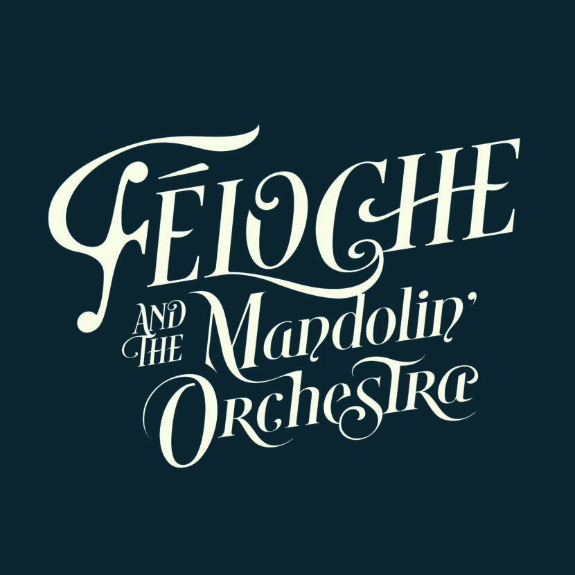 Féloche and the Mandolin'Orchestra