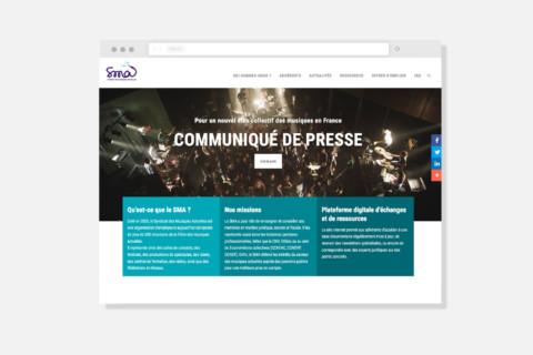 SMA – Syndicat des Musiques Actuelles