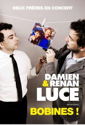 Damien et Renan Luce