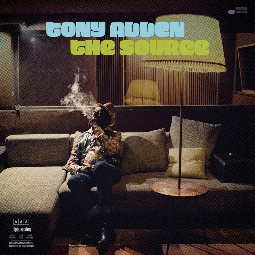 Tony Allen - The Source