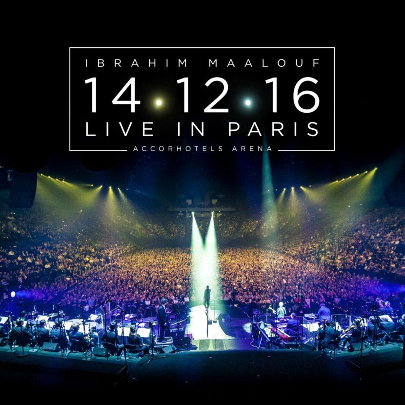 Ibrahim Maalouf - 14.12.16 - Live In Paris