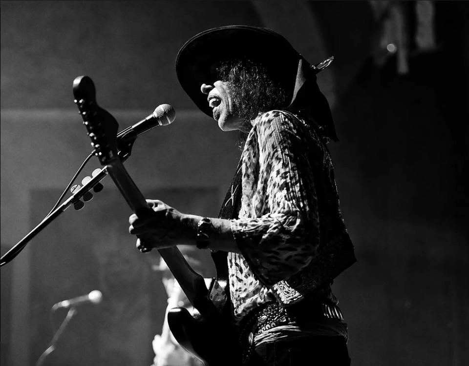 Rock Legends - The Jimi Hendrix Revolution