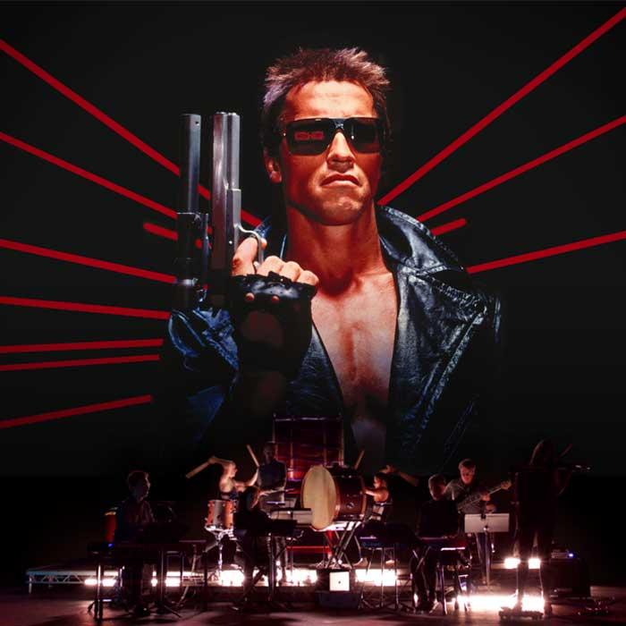 Terminator, le ciné concert au Palais des Congrès
