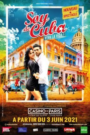 Soy de Cuba au Casino de Paris