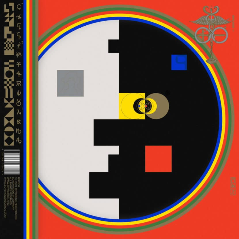 Boys Noize, +/-, Polarity